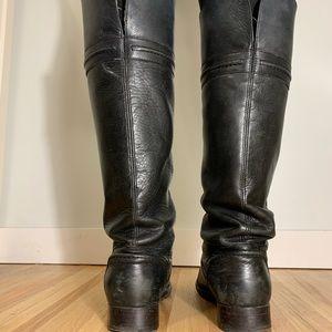Frye Shoes - Frye Melissa Trapunto Boot
